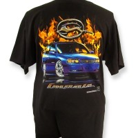 IMPALA FLAME T-SHIRT-BACK