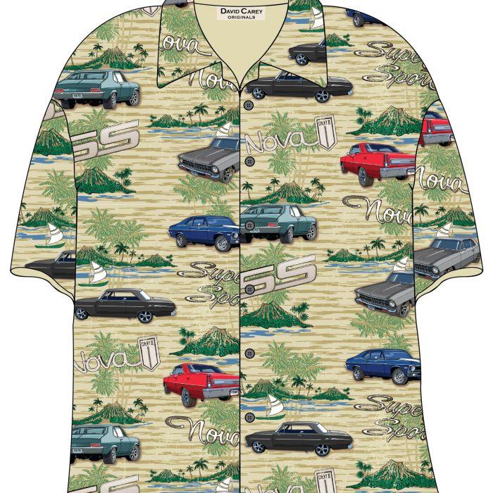 DC NOVA shirt 5