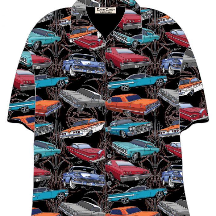 DC NOVA shirt