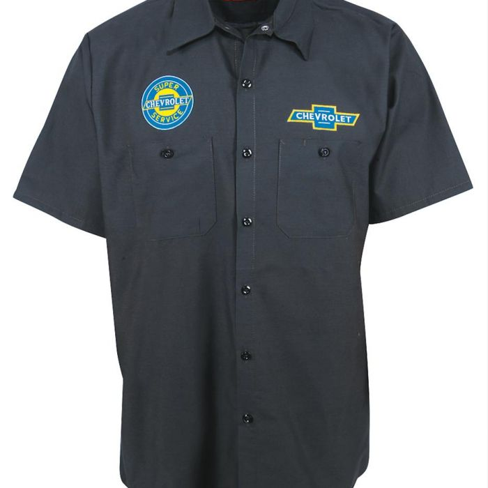DC198GMChevroletWorkShirt2014