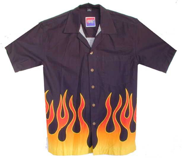 Flames david carey car shirts and stuff for On fire brand t shirts