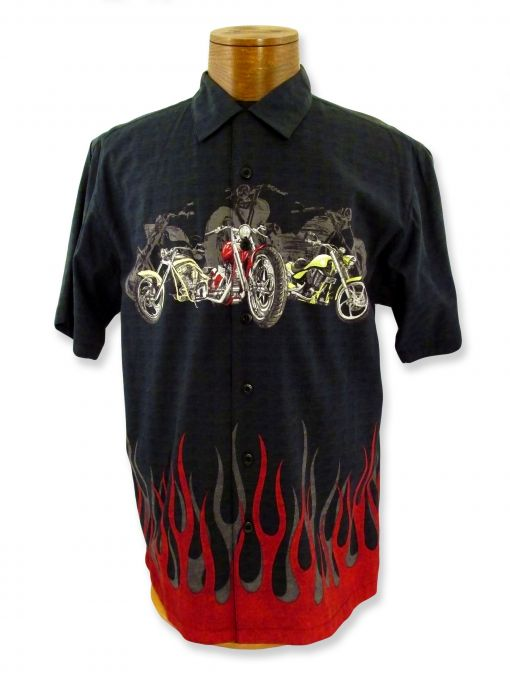 Flames & Bikes