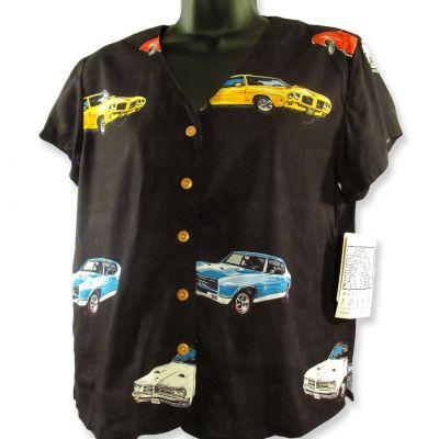 GTO Black