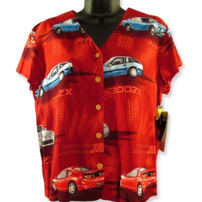 Z CARS RED