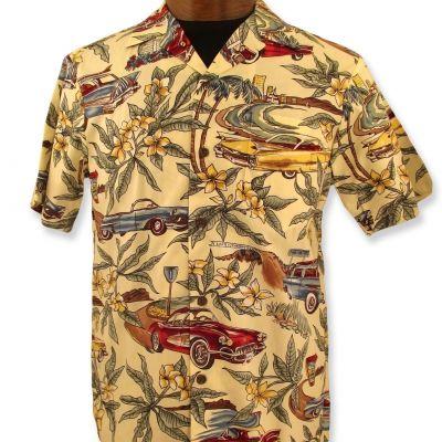 Hawaiian Classics Beige