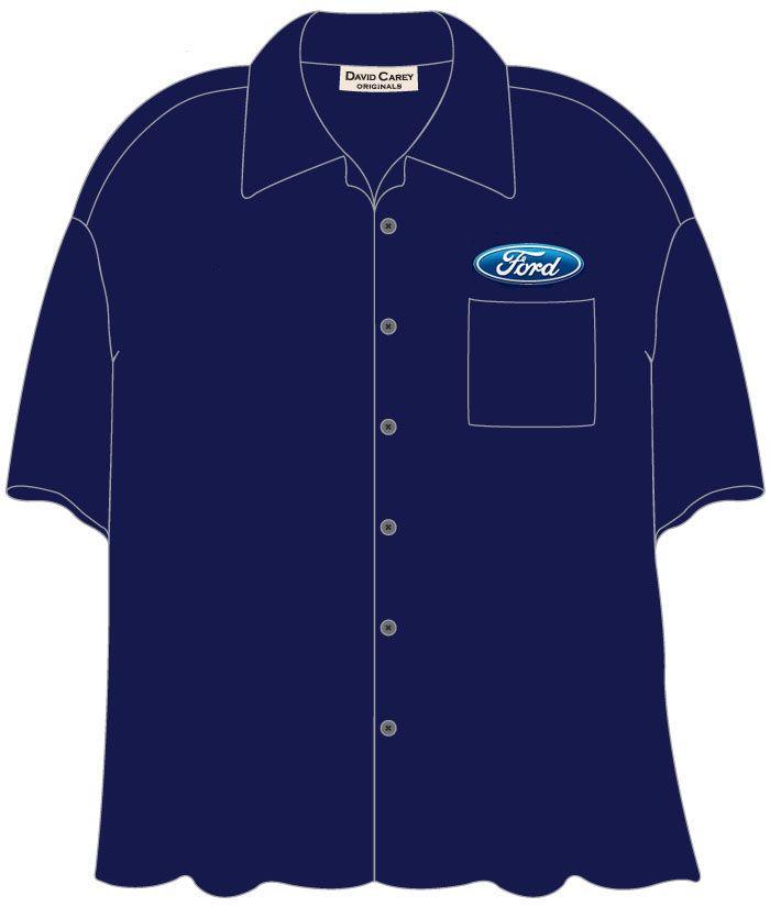 c9786f0aa9 Ford Work Shirt - Car Shirts and Stuff