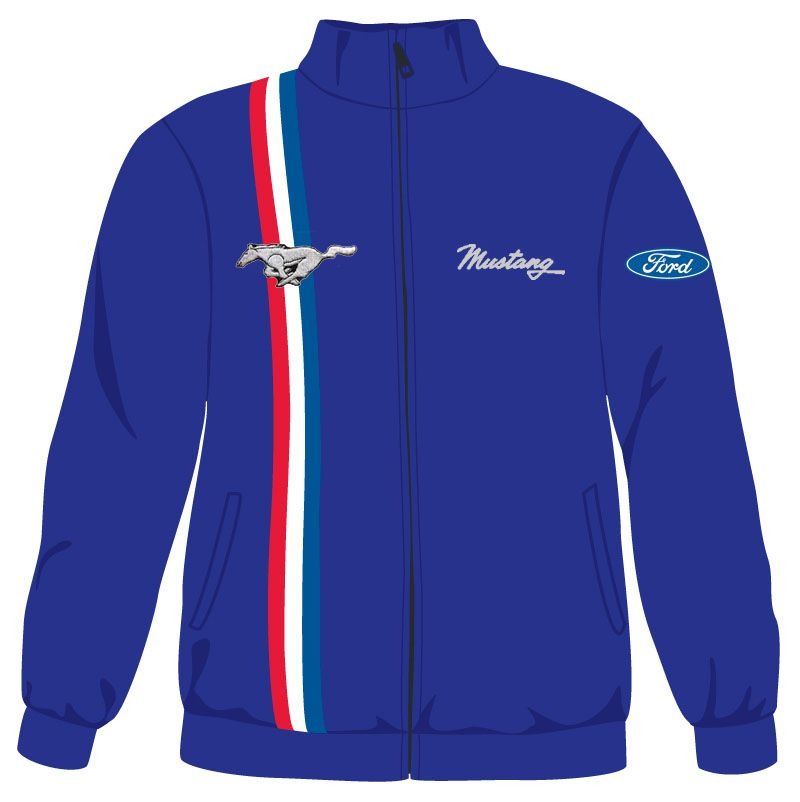 Ford Mustang Stripe Jacket Car Shirts And Stuff