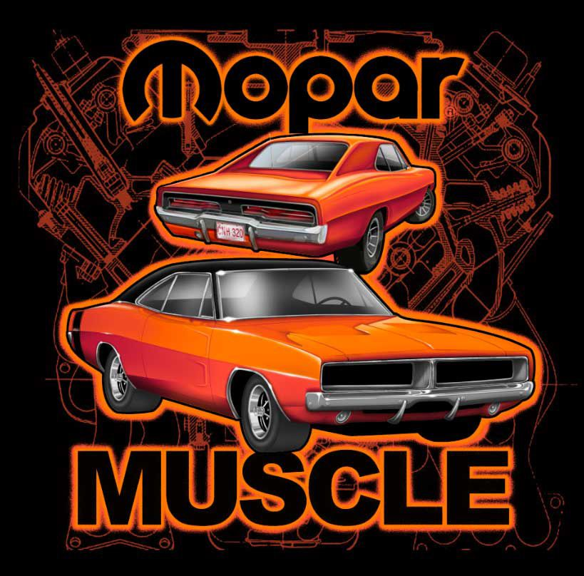 Muscle cars Archives - Car Shirts and Stuff