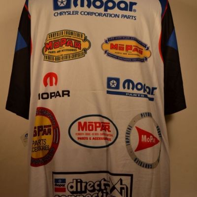 Mopar Logo Pit Shirt