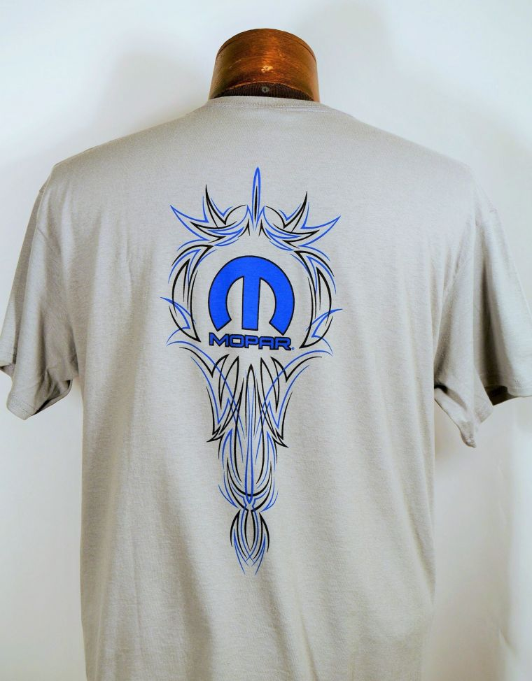 0c43e5ff ... Mopar Pinstripe T-shirt. 🔍. Moper Pinstripe